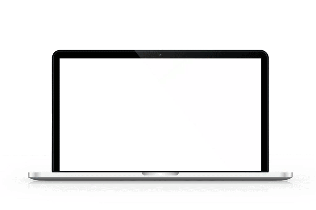 front view laptop 1